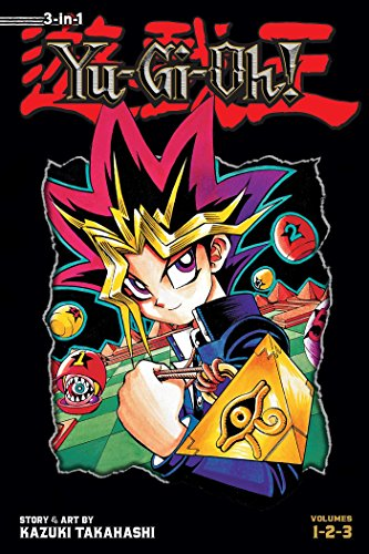 Yu-Gi-Oh! (3-in-1 Edition), Vol. 1: Includes Vols. 1, 2 & 3 [Kazuki Takahashi] (Tapa Blanda)