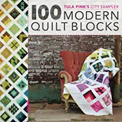 Create a sampler quilt as unique as you are!                  Tula Pink gives you an inspiring quilt block collection with Tula Pink's City Sampler. Make a beautiful, modern quilt of your own design with the 100 ori...