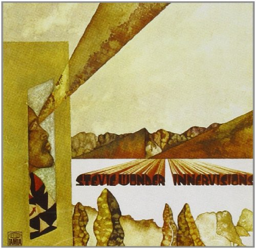 CD : Stevie Wonder - Innervisions (Remastered)