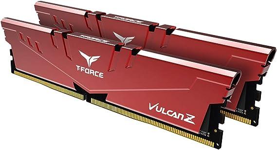 Teamgroup T Force Vulcan Z 16gb Kit Ddr4 3000 2x 8gb Computer Zubehör