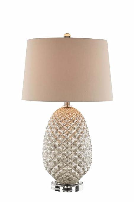Amazon.com: Bancos de Stein mundo Perla lámpara de mesa por ...