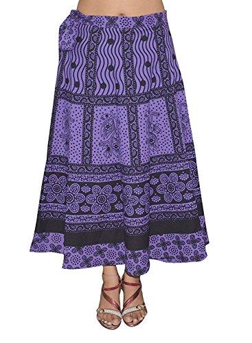 Indian Handicrfats Export Wrap Around Skirt for Women's