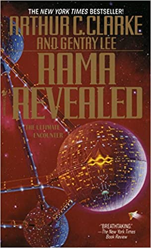 Rama Revealed - Arthur C. Clarke