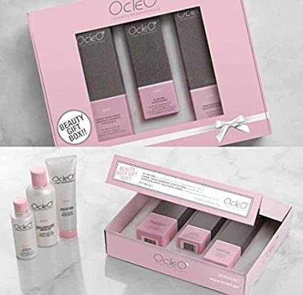 Beauty Gift Box Idea regalo estuche 3 productos cuerpo crema ...