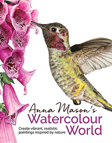 Anna Mason's Watercolour World from Random House