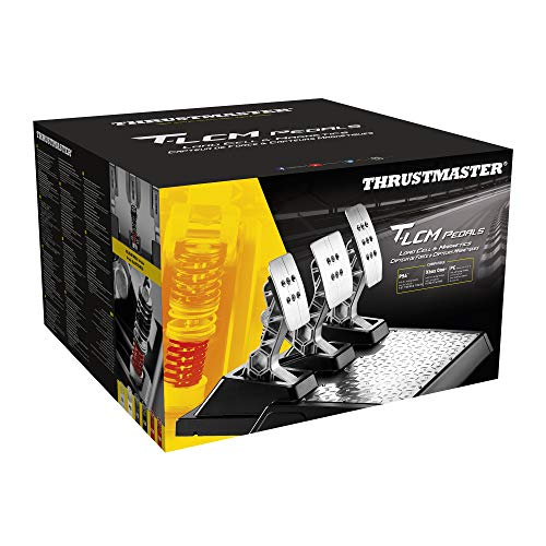 ThrustMaster T-Lcm Pedals - PC; Mac; Linux