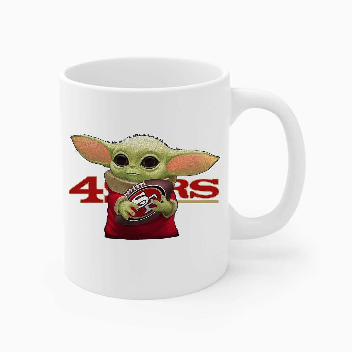 coffee mug latte mug water bottle Baby Yodan H u g S a n Fran cis co mug travel mug tumbler