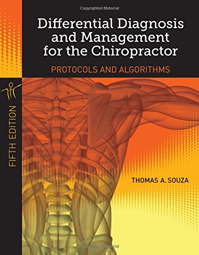 1284022307 - Differential Diagnosis And Management For The Chiropractor