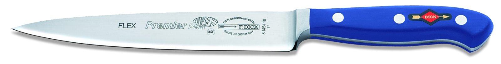Friedr. Dick Premier Plus HACCP 7-Inch Fillet Knife, Flexible