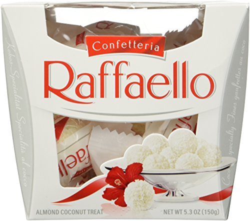 Ferrero Rafaello 15 Piece Gift Box 5.3oz by Ferrero