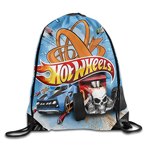 Hot Wheels Nylon Travel Daypack Home Travel Sport Storage
