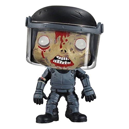 Funko - Bobugt115 - Figurine Cinéma - The Walking Dead - Bobble Head Pop 68 Prison Guard Walker !
