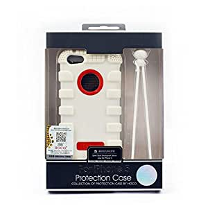 iphone 5s Cases,HOCO Sport-style Odorless Cases for iphone 5 5s (White)