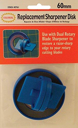 Colonial 60 mm Rotary Blade Sharpener