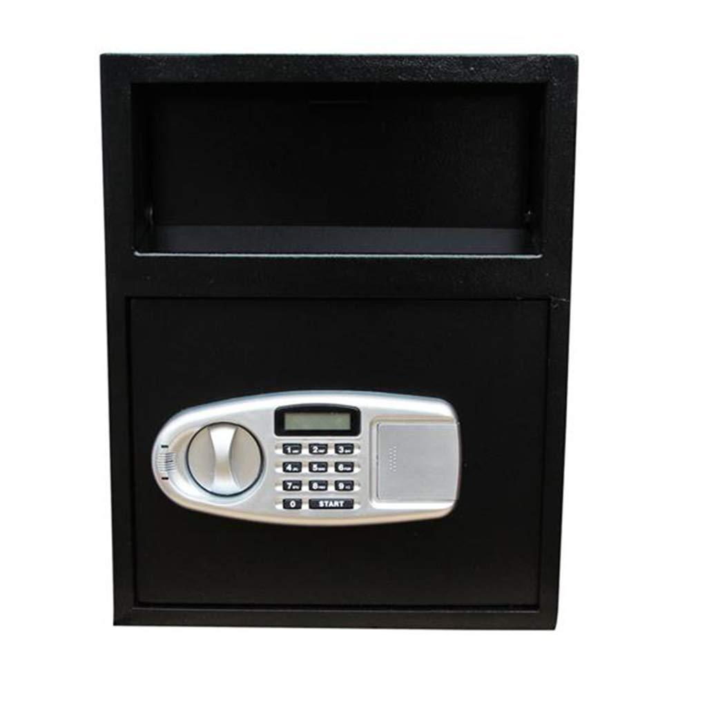 LOVEPET Deliver Type Digital Keypad Safe Black (17.71'' X 14.17'' X 11.81'')