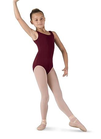 Bloch de ballet de cuerpo de la camiseta de fútbol para niños, color ...