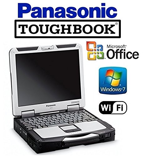 Drive Hard Toughbook Panasonic (Panasonic Laptop Rugged CF-31 Toughbook - 13.1