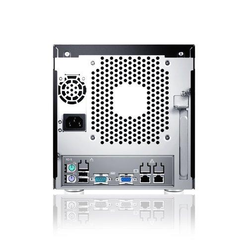 Sans Digital Video Surveillance Appliance VS004 Series: Desktop NVR, 10-CH 1 TB (VS00410C01TLE)