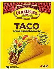 Old El Paso Taco Seasoning Mix, 24 Gram