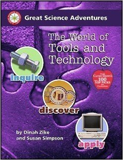 Read Online Great Science Adventures the World of Tools And Technology PDF