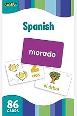 Spanish (Flash Kids Flash Cards) Cards