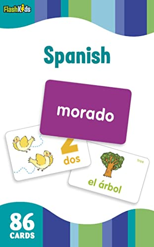 FlashSticks Booster Spanish Beginner Post-it Notes (200 words ...