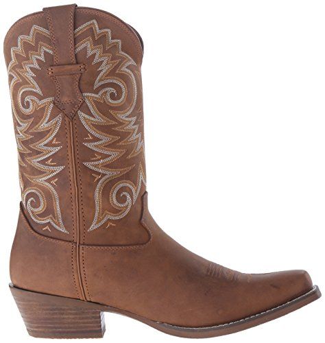 Mens Boot DDB0072 Light Brown Western Durango 0dgAwxg