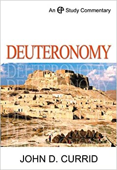 Book Deuteronomy (Ep Study Commentaries)