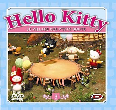 Hello kitty : le village des petits bouts Volume 3