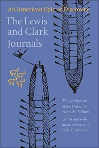 The lewis and clark journals abridged edition an american epic of the lewis and clark journals abridged edition an american epic of discovery meriwether lewis william clark members of the corps of discovery fandeluxe Choice Image