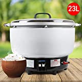 TFCFL Commercial Grade Rice Cooker Stainless