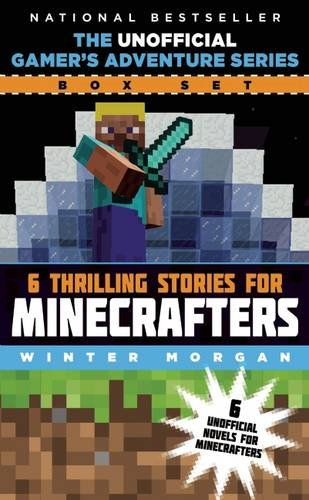 The-Unofficial-Gamers-Adventure-Series-Box-Set-Six-Thrilling-Stories-for-Minecrafters