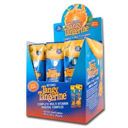 30 Serving Pack Box Beyond Tangy Tangerine Youngevity Multivitamin (Worldwide Shipping) by Youngevity (Image #2)