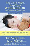 The Good Night Sleep Tight Workbook for Children