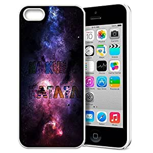 Africa Ancient Proverb SMMNKOL? Color Accelerating Universe Star Design Pattern HD Durable Hard Plastic Case Cover for iphone 4s