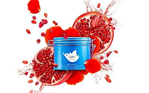 Kusmi Tea Paris - All My Løv ORGANIC - RUN FOR LøV - 3.52oz / 100gr (Imperial Organic Sweet)