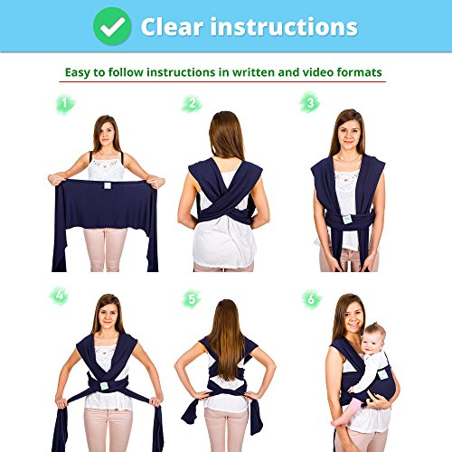 Buy Baby Wrap Carrier Instructions 63 Off