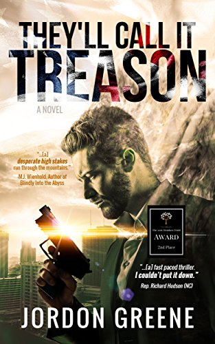 They'll Call It Treason by [Greene, Jordon]