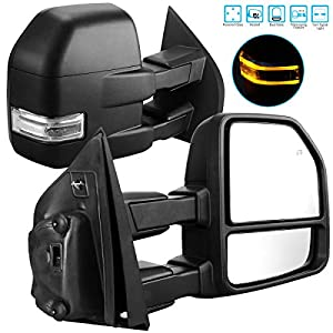 Ford FL3Z-17683-BA Mirror Assembly Rear View Outer