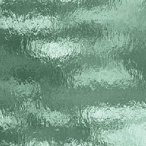 Stained Glass Sheet Seafoam Green and white translucent Spectrum MOSAIC