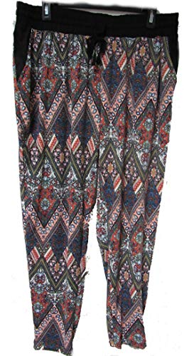 Simply Emma Women's Size 2X Joggers Pants C1 751 2X