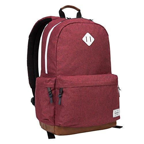 Targus Strata II Backpack for 15.6-Inch Laptops, Burgundy
