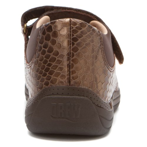 Drew Shoe Womens Rose Mary Jane Bronze Print URynquxaZ