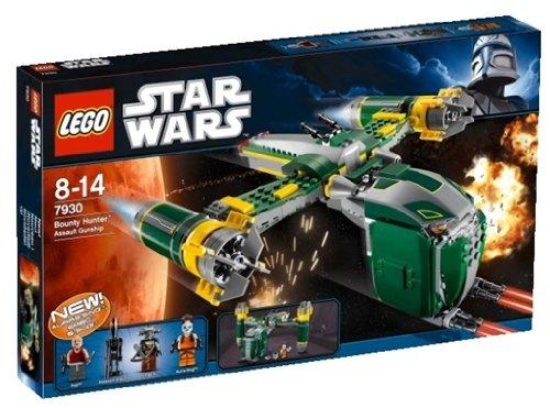 LEGO Star Wars 7930: Bounty Hunter Assault (Bounty Hunter Toy)