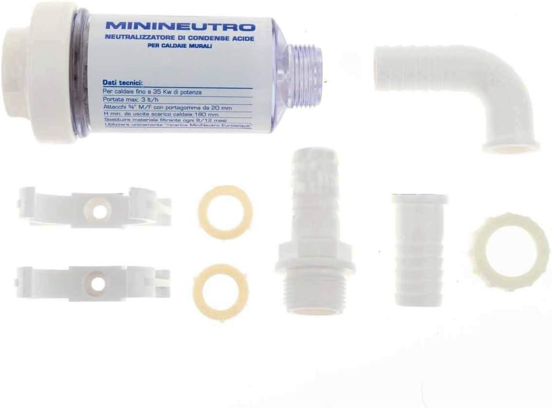Recamania Filtro Neutralizador MININEUTRO hasta 35KW