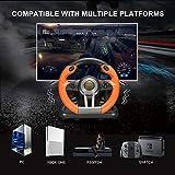 PXN V3III PC Racing Wheel ,180° Spin Game Racing
