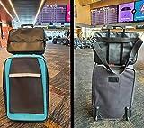 Triangle Commuter Laptop Messenger Bag - Stand Up