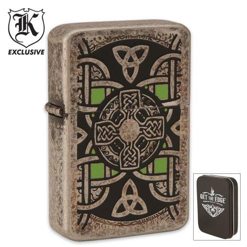 Celtic Get The EdgeA® Lighter, Outdoor Stuffs