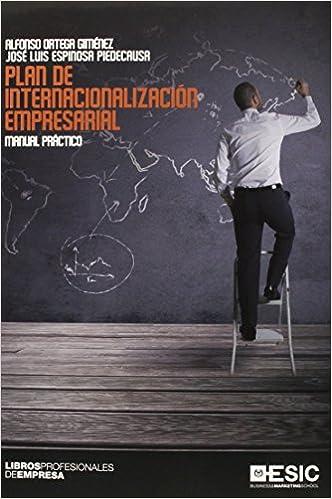 Libro: Plan de Internacionalización Empresarial
