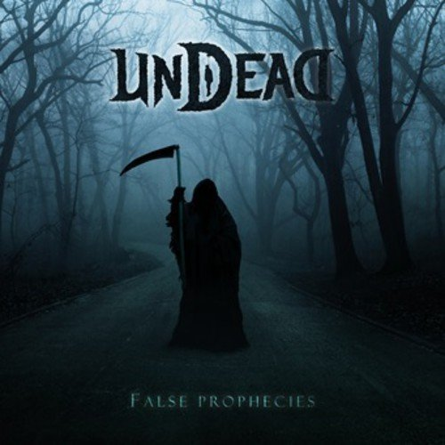 CD : The Undead - False Prophecies (CD)